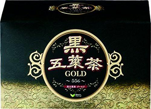 ビューティプランニング 黒五葉茶ゴールド 3.0g×...