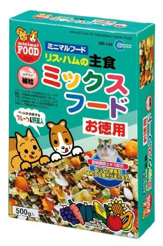 マルカン リス・ハムの主食ミックスフードお徳用(...