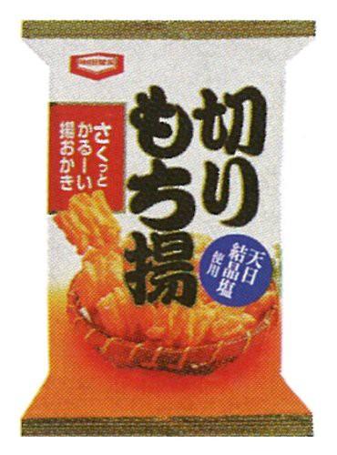亀田製菓 切りもち揚 100g×12袋