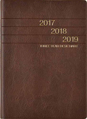 高橋 手帳 2017 4月始まり デイリー 3年卓上日誌 ...