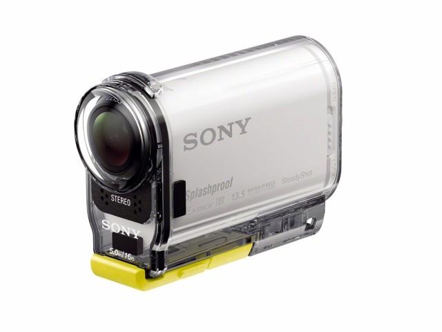 SONY ビデオカメラ アクションカム AS100VR ライ...