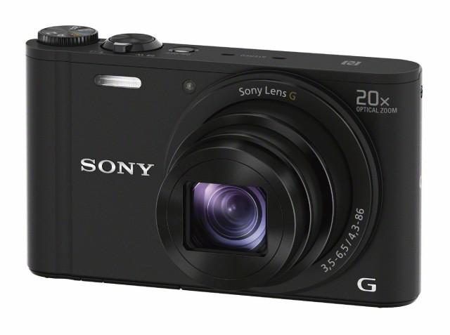 ソニー SONY デジタルカメラ Cyber-shot WX350 光...