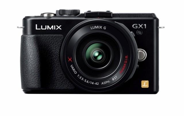 Panasonic ミラーレス一眼カメラ ルミックス GX1 ...