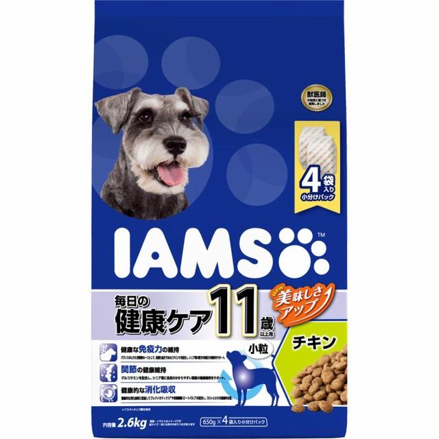 アイムス (IAMS) シニア犬用(11歳以上) 毎日の健...