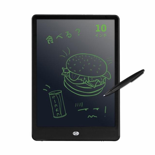 電子手帳 電子メモパッド M.Way LED電子パッド 電...