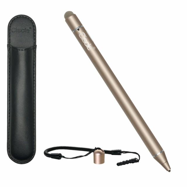 Ciscle タッチペン 極細 スタイラスペン スマート...