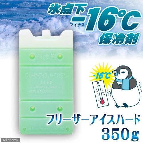 保冷剤 フリーザーアイスハード 350g 氷点...
