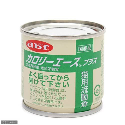 デビフ カロリーエース プラス 猫用流動食 8...