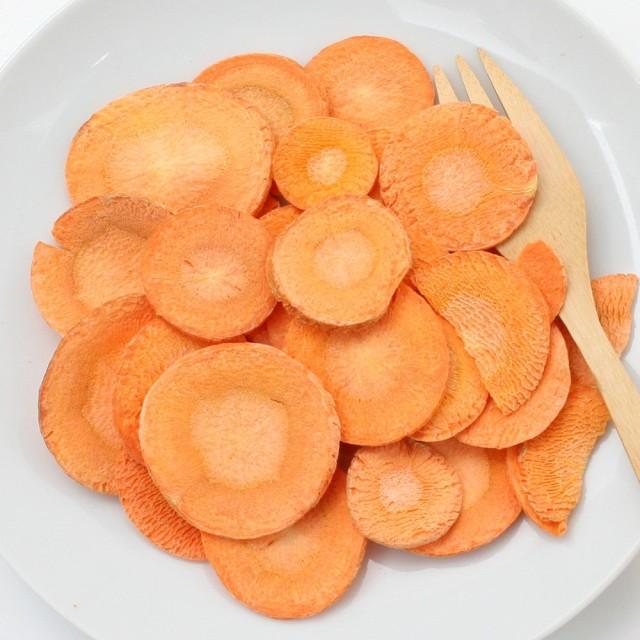 国産(埼玉県産)フリーズドライ にんじんスライ...