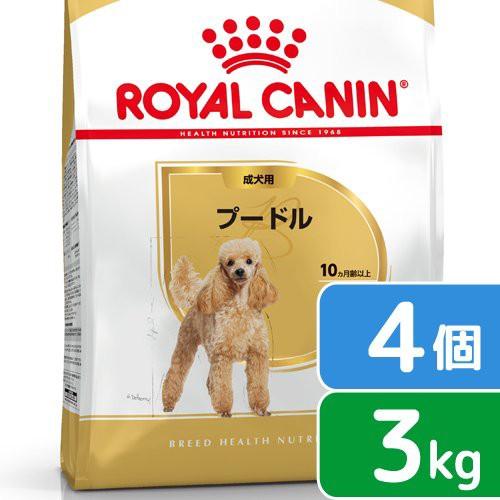 ロイヤルカナン 犬用 ドッグフード プードル 成...