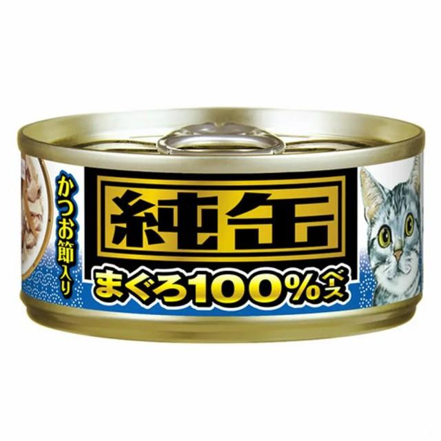 アイシア 純缶ミニ かつお節入り 65g  キ...
