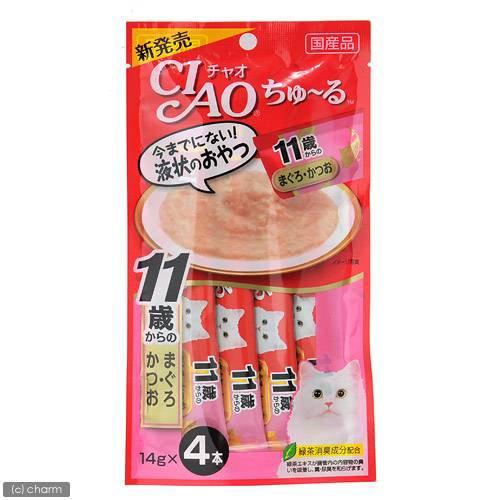 いなば CIAO(チャオ) ちゅ〜る 11歳か...