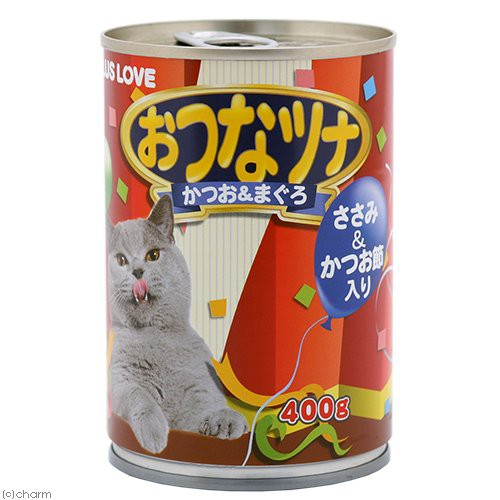 プラスラブ おつなツナ ささみ&かつお節 40...