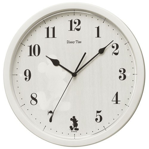 SEIKO セイコー 掛け時計 ミッキーマウス アナロ...