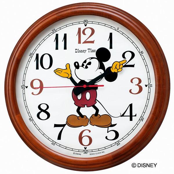 SEIKO セイコー 掛け時計 ディズニー 壁掛け 電波...
