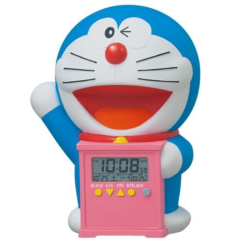 SEIKO セイコー 目覚まし時計 ドラえもん キャラ...