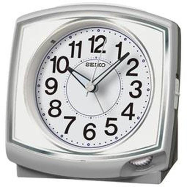 SEIKO セイコー 目覚まし時計 スタンダード アナ...