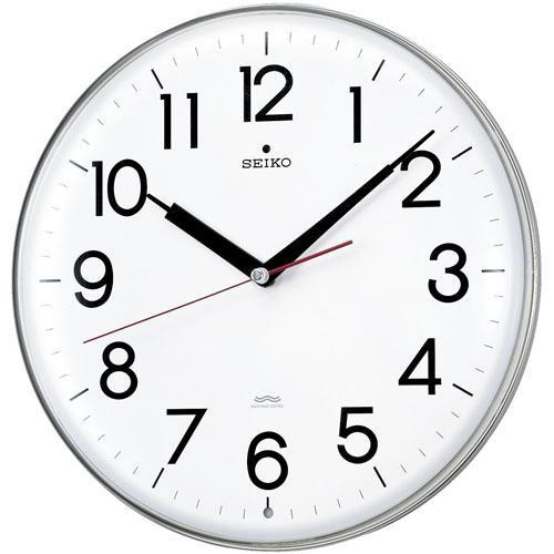 SEIKO セイコー 掛け時計 スタンダード 電波 アナ...