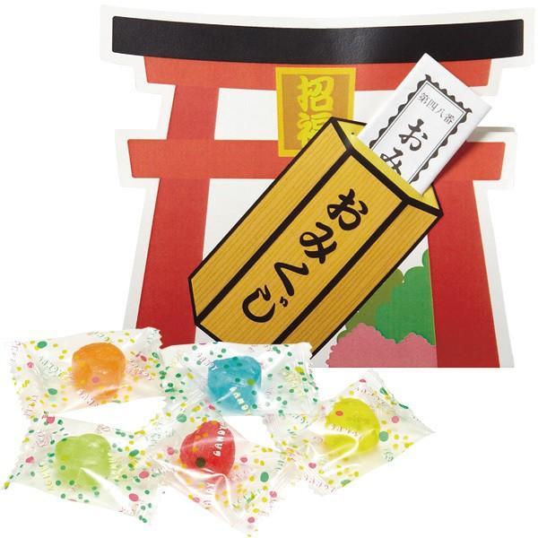 キャンディパック おみくじ付(フルーツキャンデ...