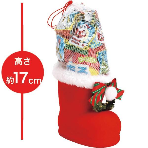 クリスマス ワンダーブーツ・M お菓子ブーツ/154...