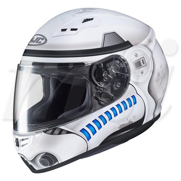 HJC CS-R3 ヘルメット Star Wars Stormtrooper ス...