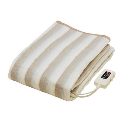 なかぎし 掛敷兼用電気毛布 NA-13K [188×130cm] ...