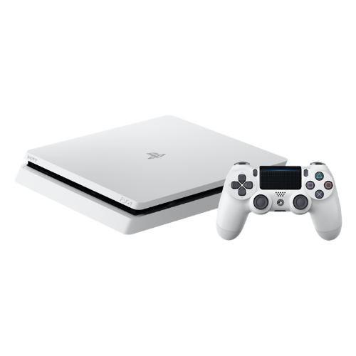 PlayStation4 グレイシャー・ホワイト 500GB CUH...