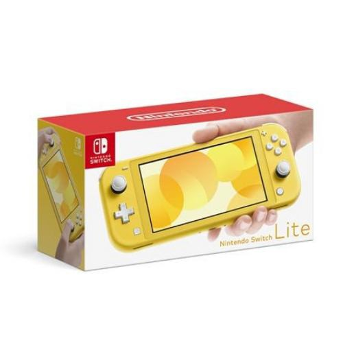 Nintendo Switch Lite イエロー HDH-S-YAZAA