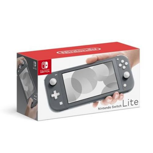 Nintendo Switch Lite グレー HDH-S-GAZAA