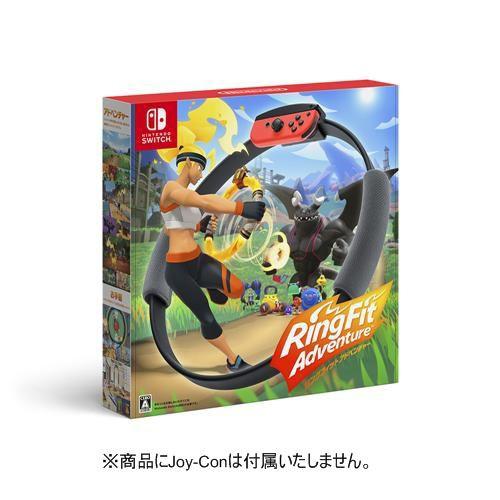 リングフィット アドベンチャー Nintendo Switch...