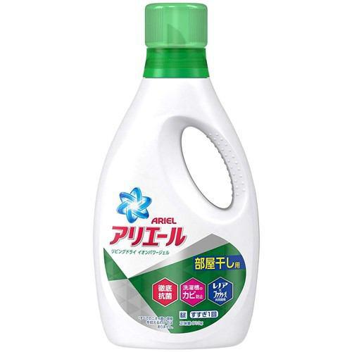 ピーアンドジー(P&G) アリエール 洗濯洗剤 液体 リビングドライ イオンパワージェル 本体  (910g)