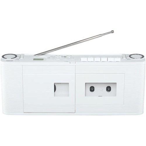 東芝 TY-CDV1 CDラジオカセットレコーダー ワイド...