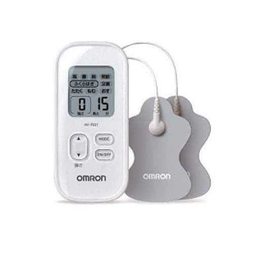 オムロン HV-F021-W 低周波治療器 ホワイト