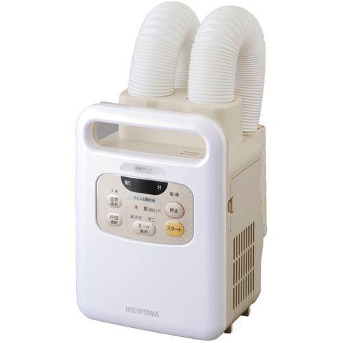 アイリスオーヤマ KFK-W1-WP 布団乾燥機 ふとん乾...
