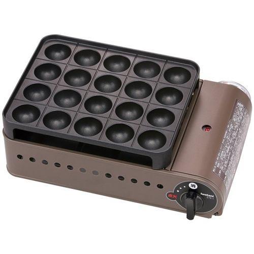 イワタニ CB-ETK-1 カセットガスたこ焼器 「スー...