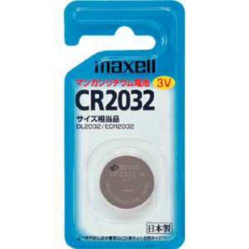 マクセル マンガンリチウム電池 3V 1個入(おもち...