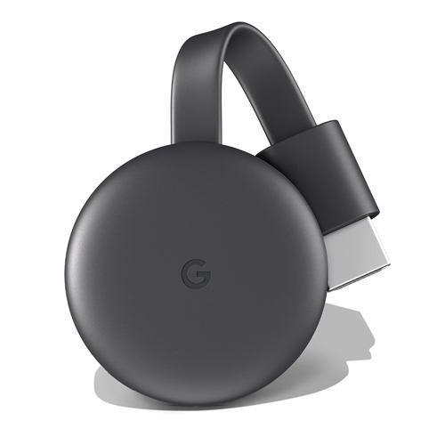 Google GA00439-JP Chromecast チャコール