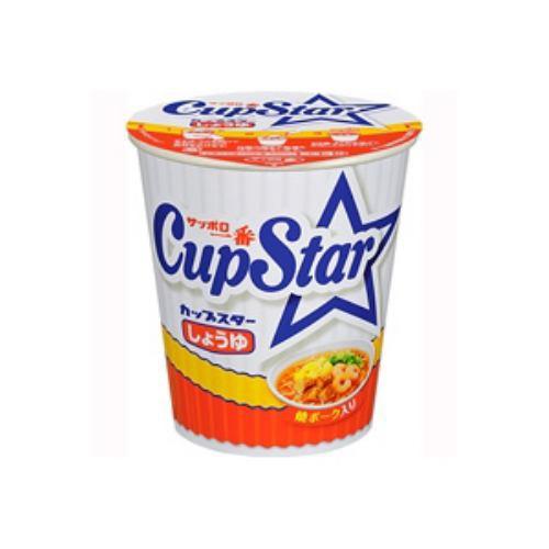 サンヨー食品 サッポロ一番 カップスター しょう...
