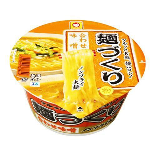 東洋水産 マルちゃん 麺づくり 合わせ味噌 カップ...