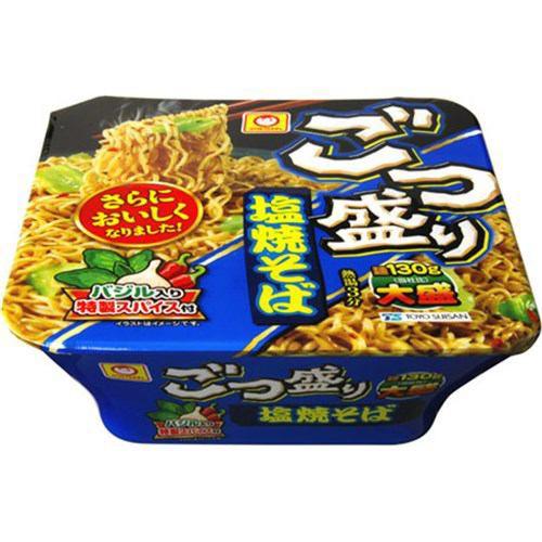 東洋水産 マルちゃん ごつ盛り塩焼そば カップ 15...