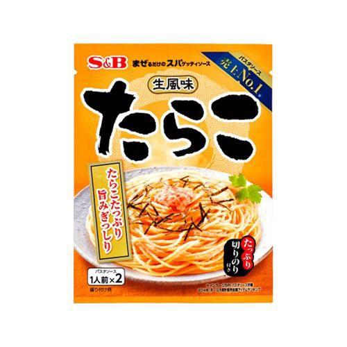 エスビー食品 S&B まぜスパ生風味スパソース ...