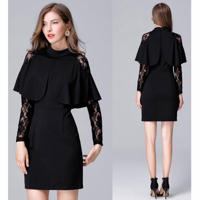 限定値下げ&激安 大きいサイズ ドレス 〜6L パー...