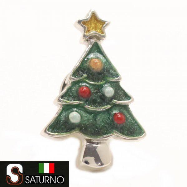 SATURNO サツルノ クリスマスツリー ラペルピン ...