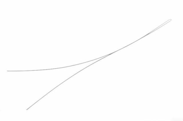 通し針金 ワイヤー  5本セット ブレスレット制作...