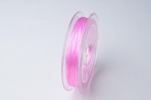 10M巻 薄ピンク 【オペロンゴム(水晶の線) 】 ...