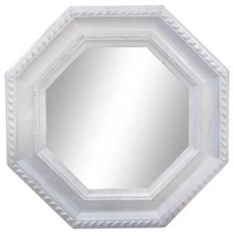 【卓上】ミラー 鏡 八角型(小) ≪アンティーク...