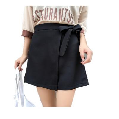 シンプル A型スカート スカート 女 秋 単一...