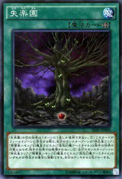 遊戯王カード 失楽園 スーパーパラレルレア 20AP ...