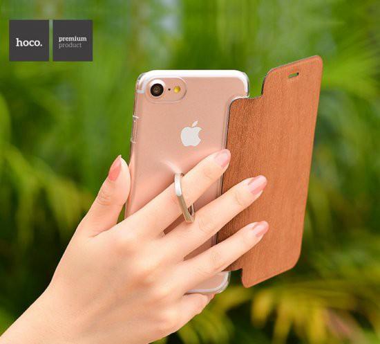 iPhone7 ケース 手帳型 レザー 木目調 ウッド調 ...