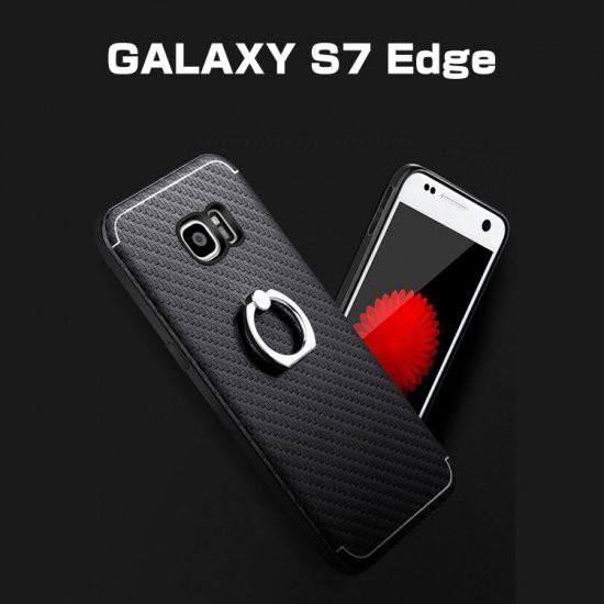 Samsung GALAXY S7 Edge ケース 耐衝撃 シリコン ...